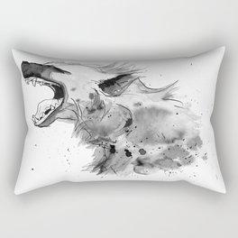 Hyena Rectangular Pillow