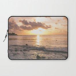 Caribbean Sea, Mayan Riviera Laptop Sleeve