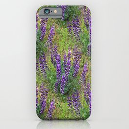 Lupines Galore.... iPhone Case