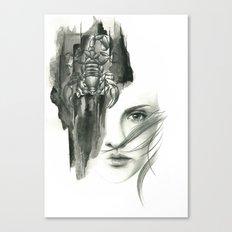 Zodiac - scorpio Canvas Print