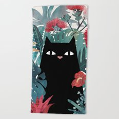 Popoki Beach Towel