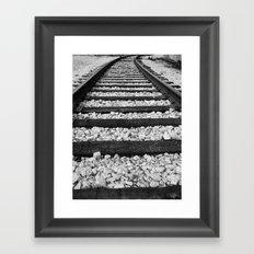 Destination Unknown Framed Art Print