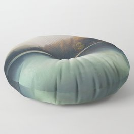 Autumn Dusk Floor Pillow