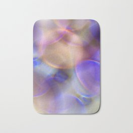 multi rings abstract 1 Bath Mat