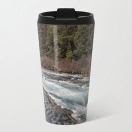Metolius River near Wizard Falls Travel Mug