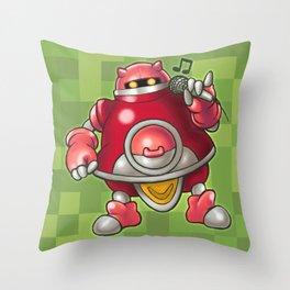Chrono Trigger - Gato Throw Pillow