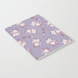 Hanami Maneki Neko: Shun Notebook