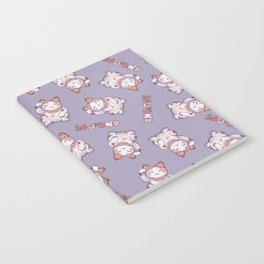 Hanami Maneki Neko: Shun Notebook