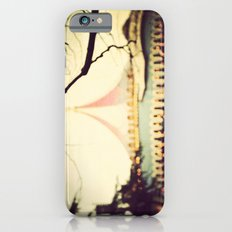 Carousel Goes Round and Round iPhone 6s Slim Case