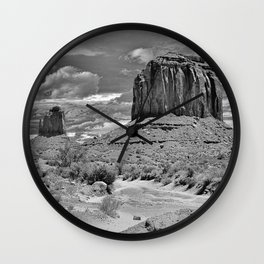The American West Wall Clock