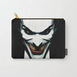 Black joker Carry-All Pouch