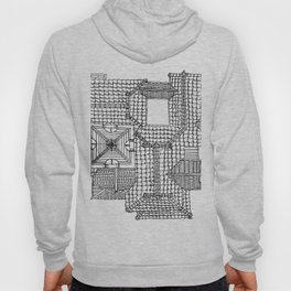 Taiwanese roofscapes 01 Hoody