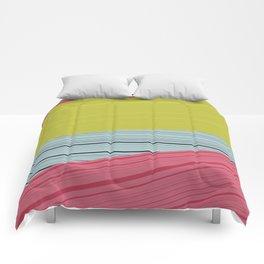 Bubblegum Pop Weave Comforters