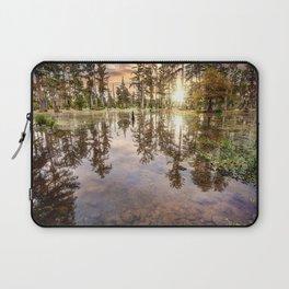 Swamp Shallows Laptop Sleeve