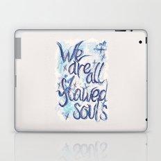 Flawed Souls Laptop & iPad Skin