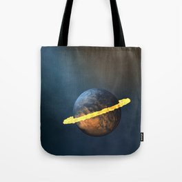 Reserved unto Fire Tote Bag