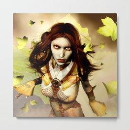 Freya Metal Print