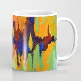 The Color of Sound Coffee Mug