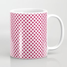 Barberry Polka Dots Coffee Mug