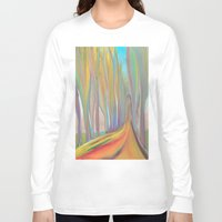 infinity Long Sleeve T-shirts featuring infinity by Loosso