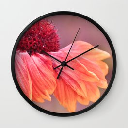 open your heart... Wall Clock