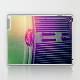 Sunset grill Laptop & iPad Skin