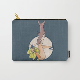 Death Becomes Katya Carry-All Pouch