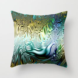 The Colors of the Wind Throw Pillow