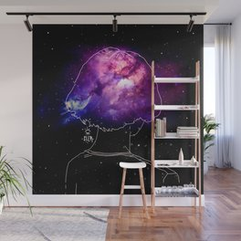 Lonely by cler Wall Mural