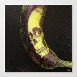 Evil Dead 2 - Banana Canvas Print