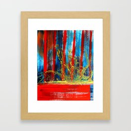 Come into Being Framed Art Print