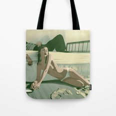 STORY OF THE EYE Tote Bag