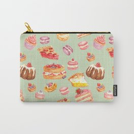 Desserts (mint) Carry-All Pouch