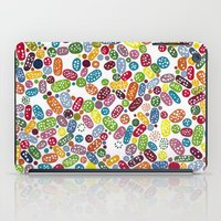 pills iPad Cases featuring Pills by Eleacuareling