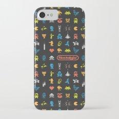 I [heart] Nostalgia iPhone 7 Slim Case
