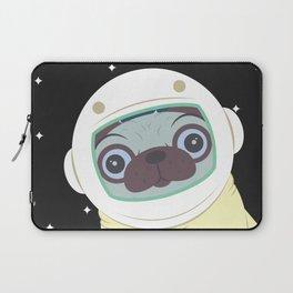 Pug in Space Laptop Sleeve