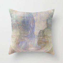 ENSKA FALL OF SKY WOMAN Throw Pillow