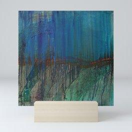 Azul Mini Art Print