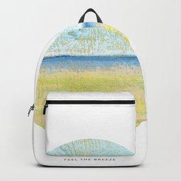 Feel the breeze Backpack