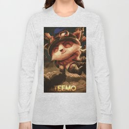 Teemo Long Sleeve T-shirt