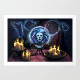 Calling All Spirits Art Print
