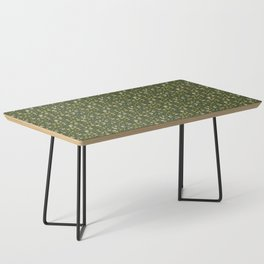 RPG Patterns Coffee Table