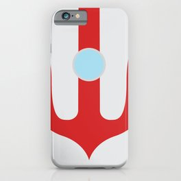 Ultraman_First iPhone Case
