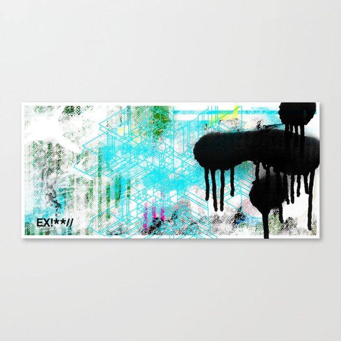 Artsnob Canvas Print