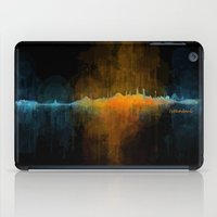 islam iPad Cases featuring Istanbul City Skyline Hq v4 by HQPhoto