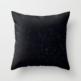 Shining Darkness Throw Pillow