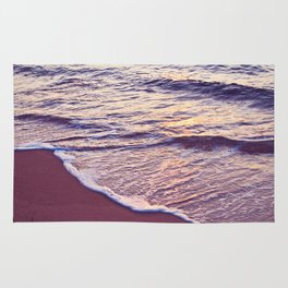 Morning Waves Rug