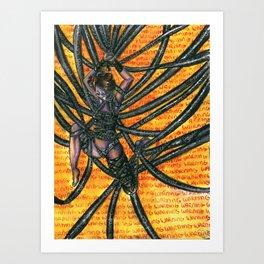 Retricted Art Print