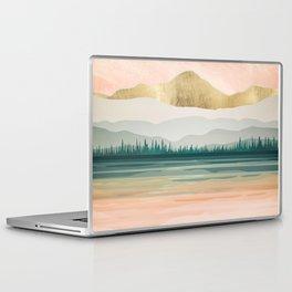 Spring Forest Lake Laptop & iPad Skin