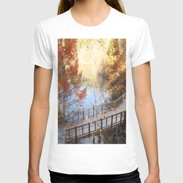 The Path Below  T-shirt